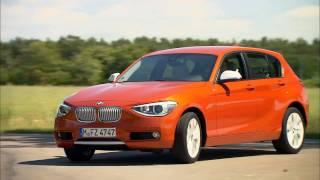 New BMW 1 Series - Interior / Design & Driving [HD]