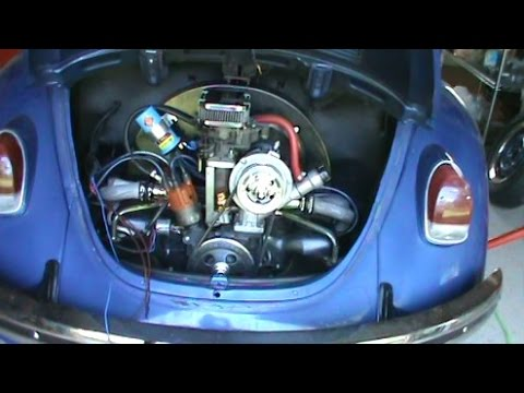VW Alternator Wiring The Easy Way - YouTube