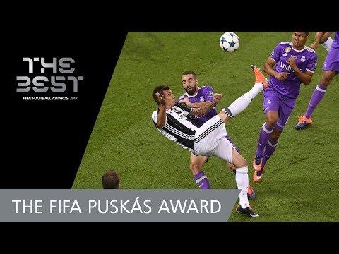 Mario MANDZUKIC - FIFA PUSKAS AWARD 2017 - NOMINEE - VOTE!