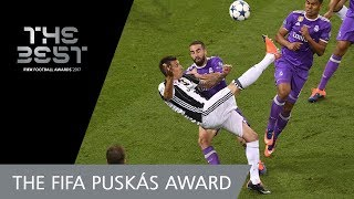 Mario MANDZUKIC - FIFA PUSKAS AWARD 2017 - NOMINEE  - VOTING CLOSED!