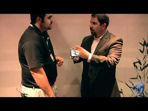 Kyocera Echo Review @ CTIA 2011
