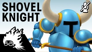 Shovel Knight Smashified - Speed Painting (No Commentary)
