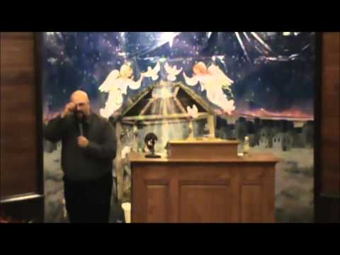 Gary McGuire Preaching - Call His Name Jesus For He Shall Save His People