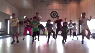 DANCE SPAC Q 【SHINYA & DAICHI / HIP HOP】