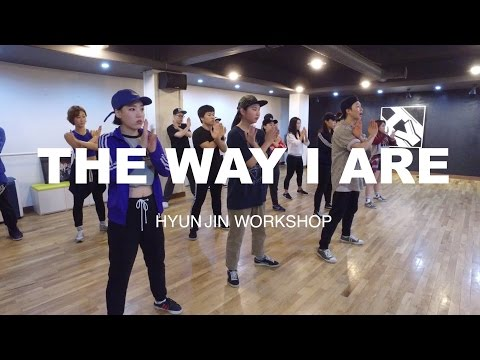 HY dance studio | 2nd workshop | Hyun jin choreography | THE WAY I ARE - Timberland