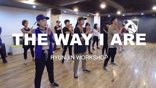 HY dance studio | 2nd workshop | Hyun jin choreography | THE WAY I ARE - Timberland