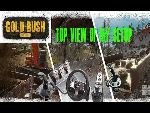 Gold Rush The Game My Setup And It Will Work Youtube