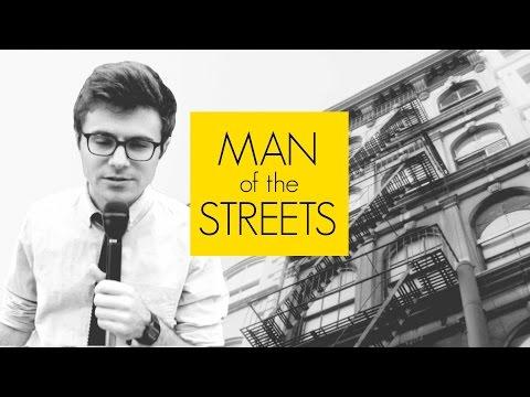 Man of the Street: Pokemon Fail