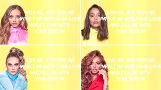 Little Mix E T Lyrics Video 2015 Version ThrowbacktoXFactorDays