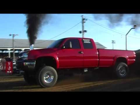 Diesel Sled Pulling Heaven
