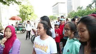 Video Melele Hati Wanita ini Dengar Suara Pengamen Ganteng cover Armada / Asal Kau Bahagia download MP3, 3GP, MP4, WEBM, AVI, FLV Agustus 2018