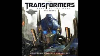 I'm Just the Messenger (Original) - Transformers: Dark of the Moon (The Expanded Score) Resimi