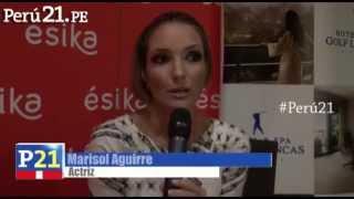 Hijo de Christian Meier y Marisol Aguirre desea ser actor