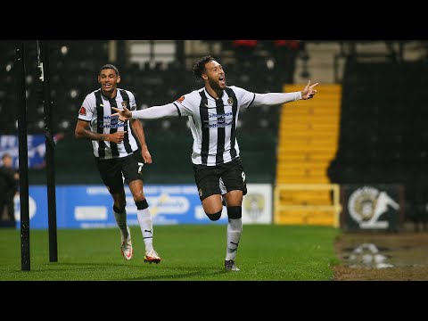 Notts County Wealdstone Goals And Highlights