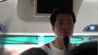 一位北京導遊在車上的的反動言論