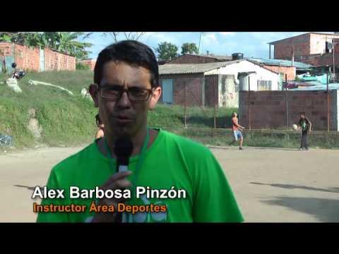 Proyecto SENA Escuela de Formación Deportiva
