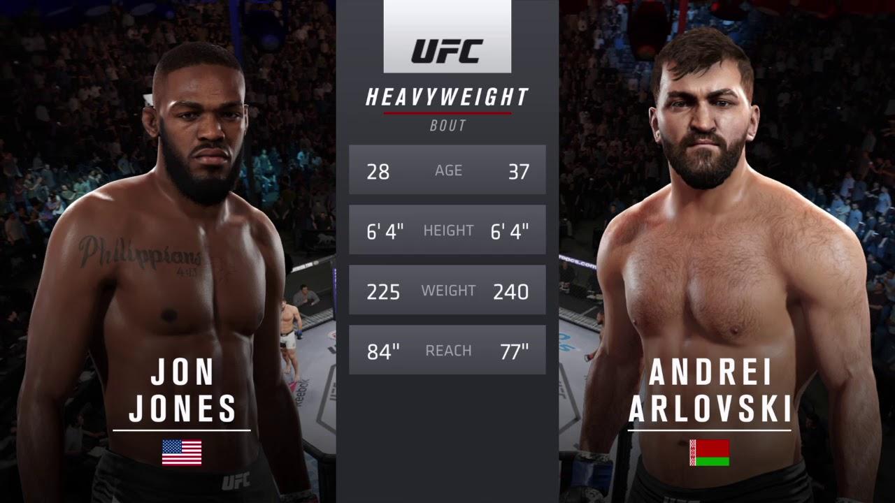 Andre vs jon