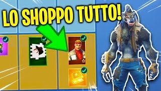 I SHOPPATO ALL the PASS BATTLE SEASON 6 on FORTNITE