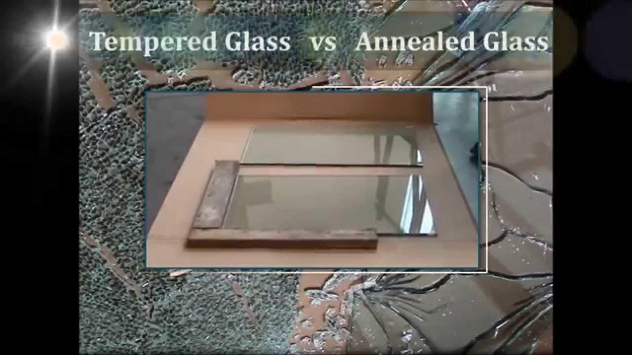 How Tempered Glass Is Made By Prl Glass Systems Inc Youtube