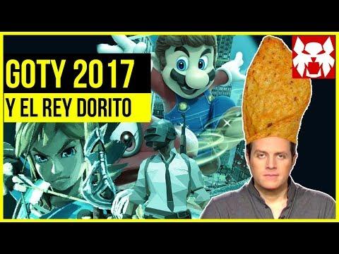 The Game Awards, el goty y el Rey Dorito   Geoff Keighley