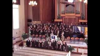 Walk Down That Lonesome Road - Illinois College Chamber Singers