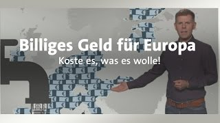 #kurzerklärt: EZB-Chef Mario Draghi und seine Nullzinspolitik