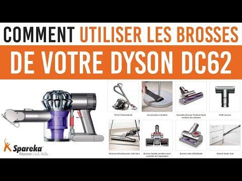 Brosse Dyson Motorhead DC59 - DC61- DC62 - V6