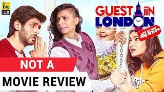 Guest Iin London | Not A Movie Review | Sucharita Tyagi