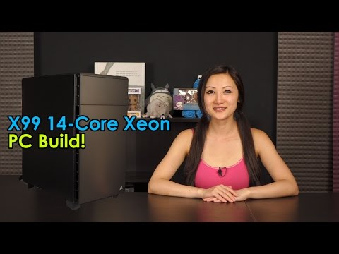 X99 14-Core Xeon PC Build: DDR4, NVMe, GTX 1080