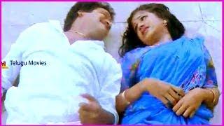 Rajendra Prasad & Rambha comedy Scene - In Aa Okkati Adakku Movie