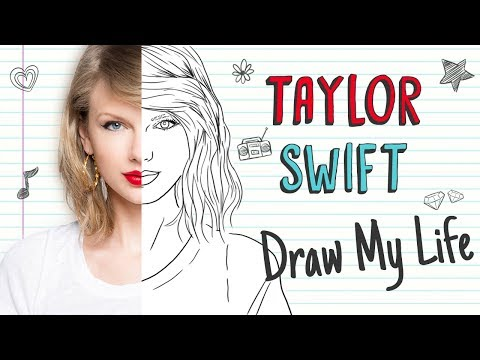 TAYLOR SWIFT | Draw My Life