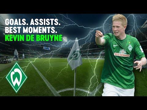 Best of Kevin De Bruyne - Goals/Assists/Skills   SV Werder Bremen