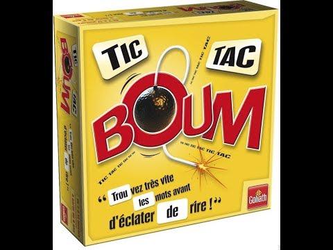 TIC TAC BOOM !!!!!