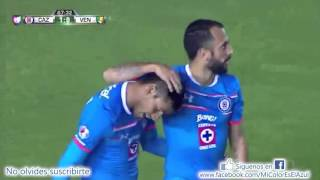 Cruz Azul VS Venados [1-0] [Jornada #02, Copa MX Clausura 2016] [26/01/16]