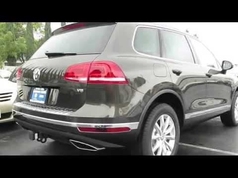 2016 Volkswagen Touareg Sport W/technology 4 Dr. Wagon San Jose Sunnyvale Hayward Redwood City C