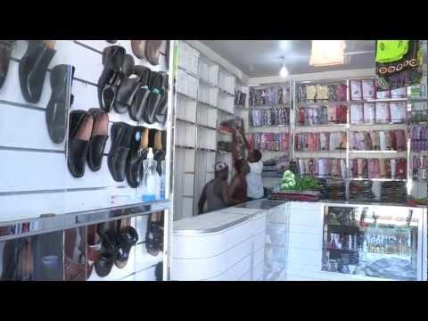 Shop owner in Mogadishu, Somalia   @Hear Somali Voices