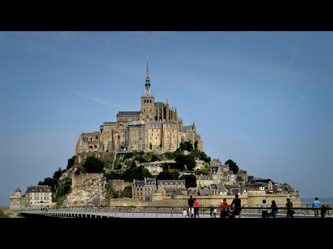 Mont Saint-Michel and Saint-Malo, Brittany, France