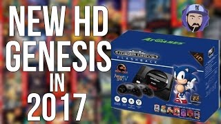New HD Sega Genesis Coming in 2017 | RGT 85