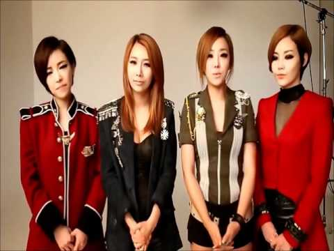 Brown Eyed Girls interview