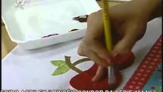 Bate-mão com Aplicação de Cerejas – Priscila Muller