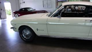 1965 Ford Mustang B11150