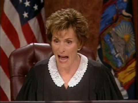 Judge Judy soundboard prank phone call