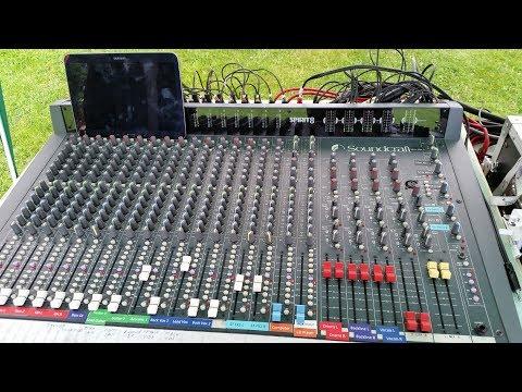 Soundcraft Spirit 8 (16/8/2) Mixing Console Restoration - Clean, Repair & Rebuild (eBay Pickup)