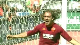 Top Five Gabriel Omar Batistuta goals for Roma