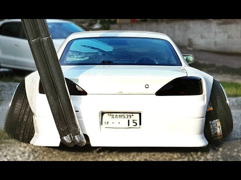 Download EPIC NISSAN SILVIA/240SX Exhaust Sounds!!!