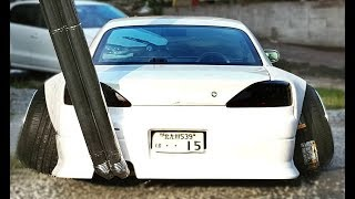 EPIC NISSAN SILVIA/240SX Exhaust Sounds!!!
