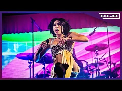 Dua Lipa - Dreams/No Lie (Live At Tomorrowland 2018)