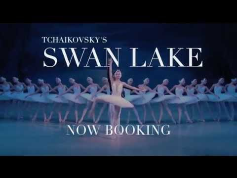 Swan Lake 3D from the Mariinsky Theatre - Cinema trailer