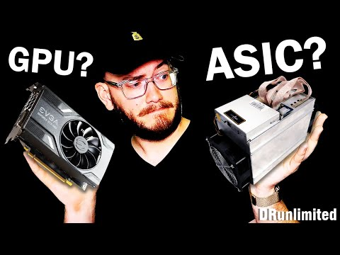 Bitcoin Mining 2021: Are VIDEO CARDS Better Than ASIC Miners?