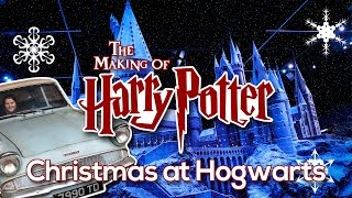 HARRY POTTER STUDIO TOUR: Christmas at Hogwarts, Warner Bros. London